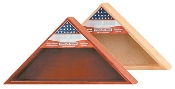 Military Flag Case, Military Shadow Box