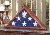 Sergeant Flag Display Case