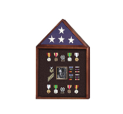 Flag and Badge display cases, Flag and Photo Frame Flag and Medal Display case, Large flag and medal display cases