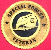 United States Special Forces Wall Tributes