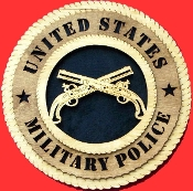 United States Military Police Wall Tributes