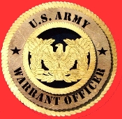 United States Warrant Officer Wall Tributes