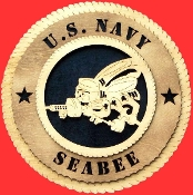 Seabee Wall Tribute, Sea Bee