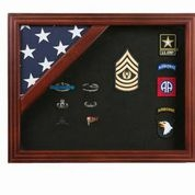 Patriot Flag Display Case