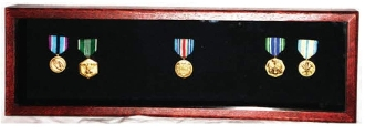 Large Medal Display Case, Medal display case