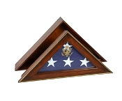 5 Star General Flag Case