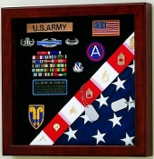 flag cases, flag case, flag display holders, flag shadowbox, military flag shadowbox, flag display