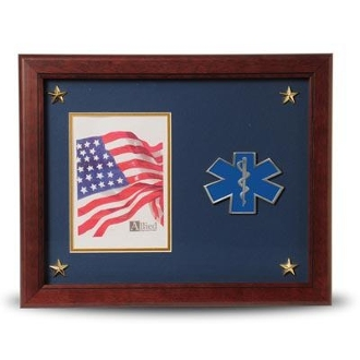 EMS Medallion 5 by 7 Picture Frame with Stars