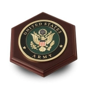 U.S. Army Medallion Paperweight