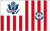 Coast Guard Ensign Flag