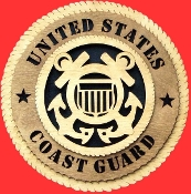 United States Coast Guard Wall Tributes
