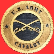 Cavalry Wall Tributes, Army Cavalry Wall Tributes