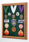 Award Medals, Patch Display Case Shadow Box
