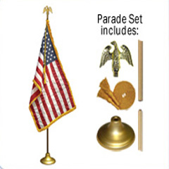 U.S. Indoor Parade Set