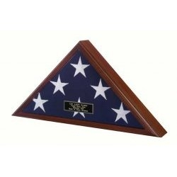 Veteran Flag Case, Veteran Flag Display Case