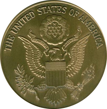 Great Seal Medallion